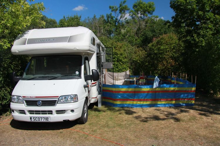 camper parts and accessories