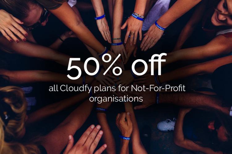 50% off promo