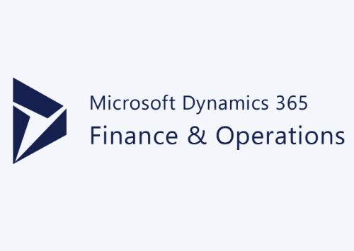 Microsoft Dynamics 365 for Finance & Operations