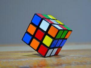 rubix cube configuration